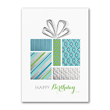 Sophisticated Birthday - Birthday Card